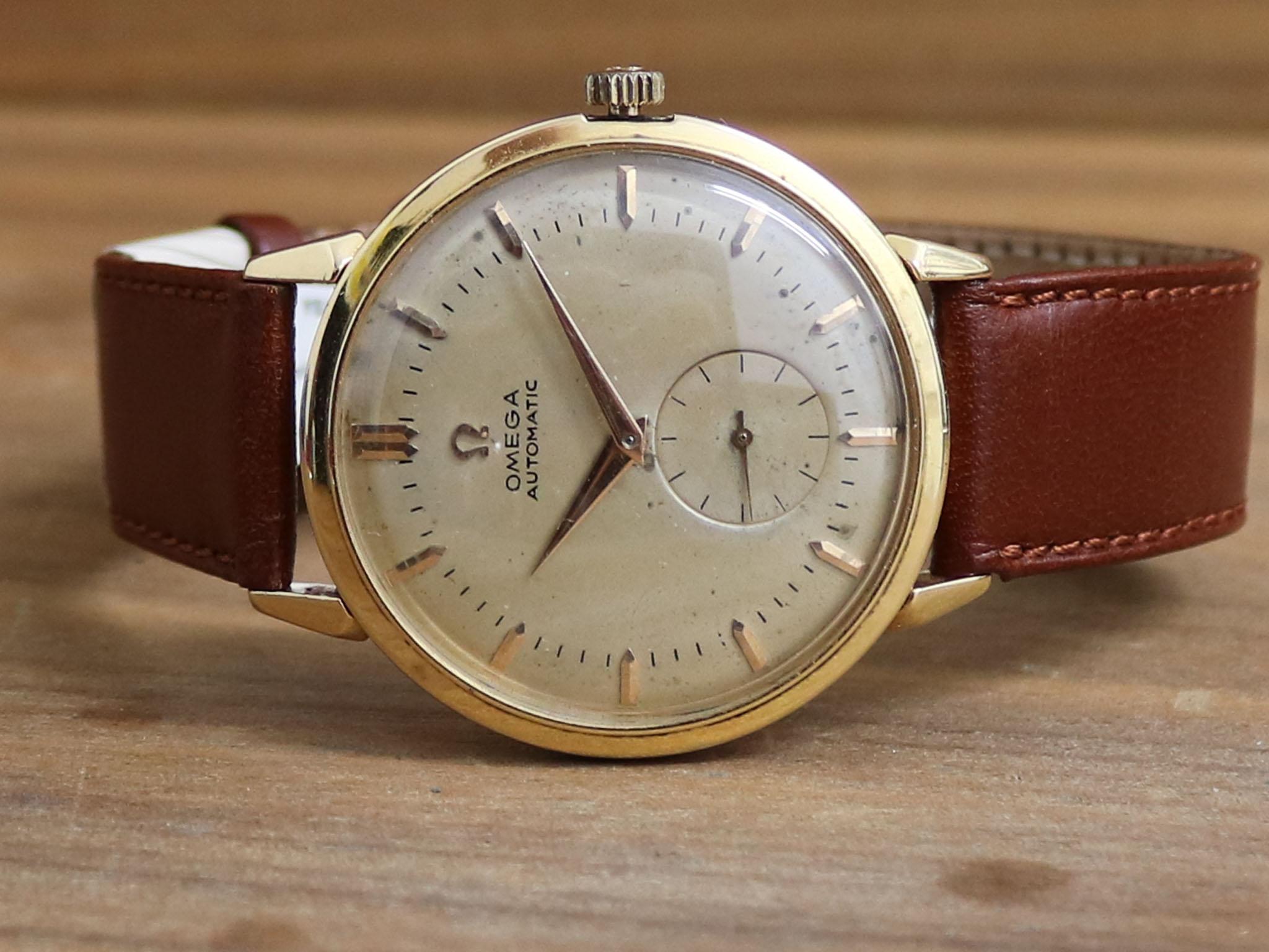 datazione mio orologio Omega datazione mago